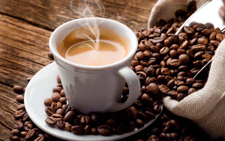 зерновой кофе эспрессо средней обжарки