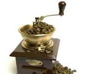 Как молоть зерна зеленого кофе