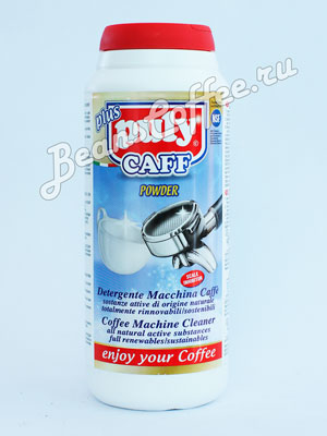 Средства для чистки кофемашин эспрессо  PULY CAFF POWDER/ Порошок в банке 370 гр