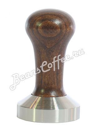 Темпер Мотта коричневая деревянная ручка 54 мм (8130/M)