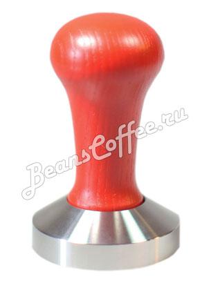 Темпер Мотта ручка дерево красная 58 мм (8100/R)
