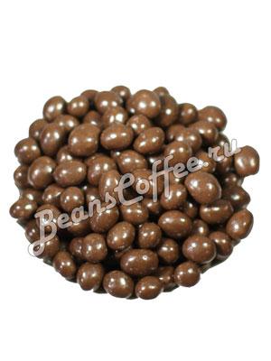 Кофейные зерна Царское Подворье в шоколаде 100 гр Капучино