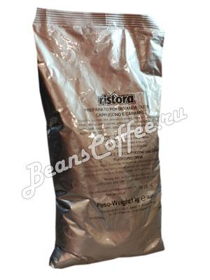 Горячий шоколад Ristora Капучино карамель