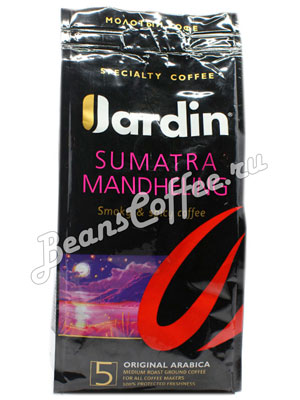 Кофе Jardin молотый Суматра мандхелин 250 гр