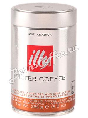Кофе Illy молотый Filter Coffee