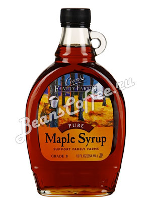 Сироп Coombs кленовый Maple Syrup