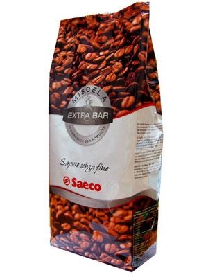Кофе Saeco в зернах Extra Bar 1 кг