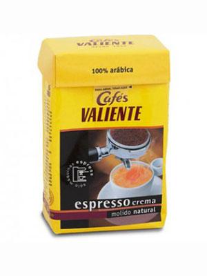 Кофе Valiente в зернах Espresso 250 гр