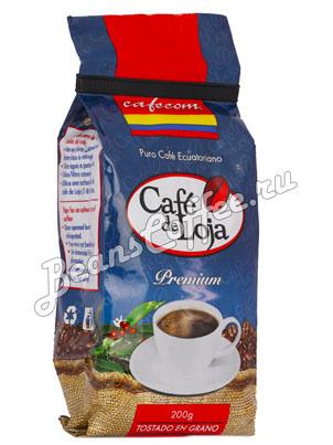 Кофе в зернах Cafecom Cafe de Loja