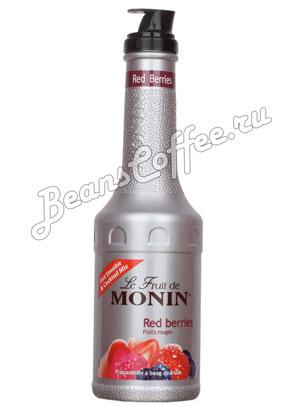 Фруктовое пюре Monin Лесные Ягоды 1 л
