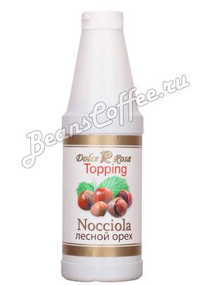 Топпинг Dolce Rosa Лесной Орех 1 л