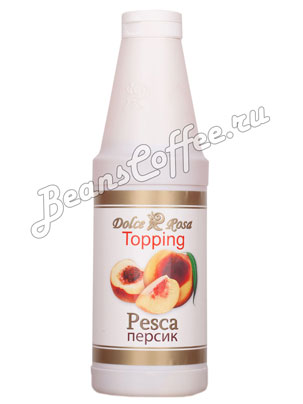 Топпинг Dolce Rosa Персик 1 л