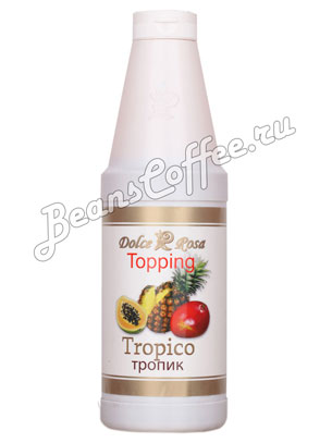 Топпинг Dolce Rosa Тропик 1 л