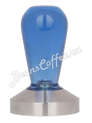 Темпер Motta резиновая ручка 58 мм синий