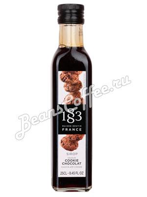 Сироп Philibert Routin 1883 Шоколадный торт 0,25 л