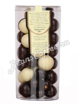 Драже Царское подворье Фундук в шоколаде и белой глазури 170 гр