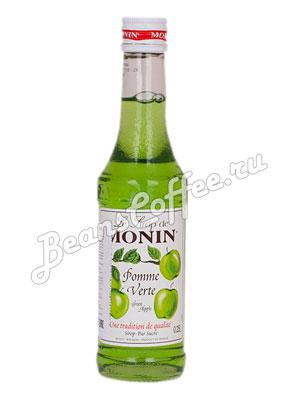 Сироп Monin Зеленое яблоко 250 мл