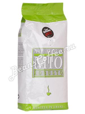 Кофе Vergnano в зернах Aroma Mio Robusto 1 кг