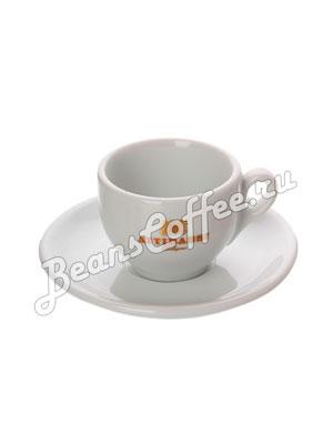 Чашка Attibassi эспрессо 50 мл Белая
