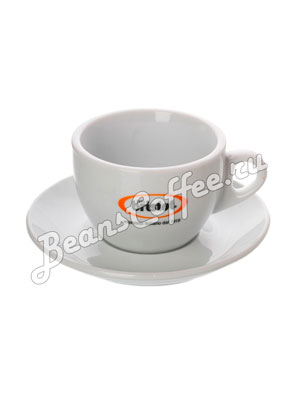 Чашка+Блюдце каппучино Bristot 150 мл (керамика)