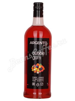 Сироп Argento Бабл Гам 1 литр