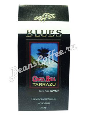 Кофе Blues молотый Costa Rica Tarrazu 200 гр