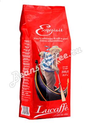Кофе Lucaffe в зернах Exquisit 1 кг