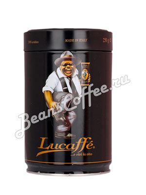 Кофе Lucaffe молотый Exclusive 100% Arabica 250 гр
