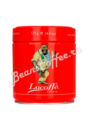 Кофе Lucaffe молотый Classic 125 гр