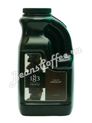 Топпинг Philibert Routin 1883 Черный шоколад 2 л