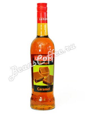 Сироп Люксардо (Luxardo) Карамель 0,75 л.