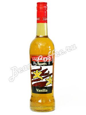 Сироп Люксардо (Luxardo)  Ваниль 0,75 л.
