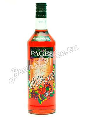Сироп Pages Грейпфрут 1 литр