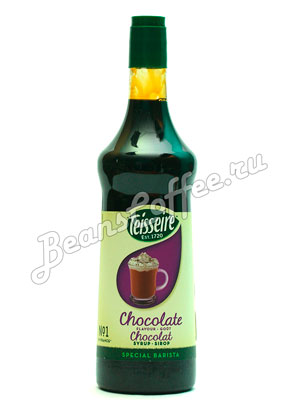 Сироп Teisseire Шоколад 1 л п/б