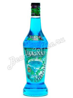 Сироп Vedrenne Голубая Мята