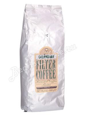 Кофе Mehmet Efendi в зернах Columbia 1 кг