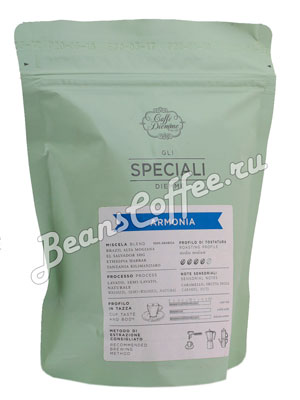 Кофе Diemme в зернах Gli Speciali Armonia Coffee Blend 200 гр