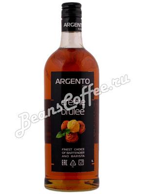 Сироп Argento Крем-Брюле 1 литр