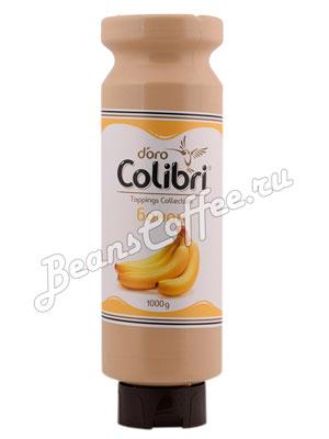 Топпинг Colibri D'oro Банан 1 кг