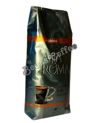 Кофе Alta Roma в зернах Arabica