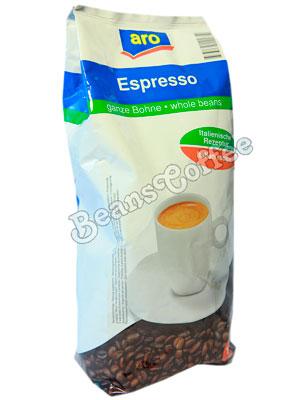 Кофе Aro в зернах Espresso