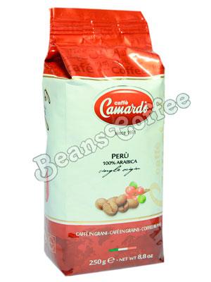 Кофе Camardo в зернах Peru