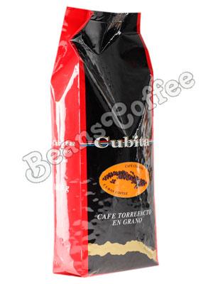 Кофе Cubita в зернах Torrefacto