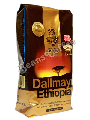 Кофе Dallmayr в зернах Ethiopia