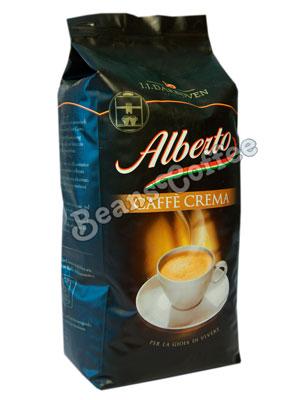 Кофе Darboven в зернах Alberto Caffe Crema 1кг