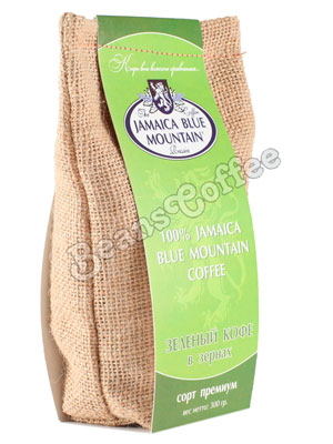 Кофе зеленый Bue Mountain (Блю Маунтин)
