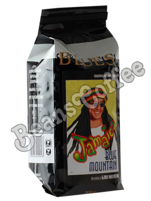 Кофе Jamaica Blue Mountain в зернах 200 гр
