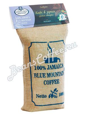 Кофе Jamaica Blue Mountain Blend в зернах средняя обжарка 1 кг