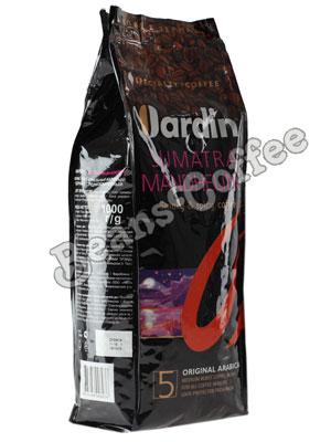 Кофе Jardin в зернах Sumatra Mandheling 1 кг