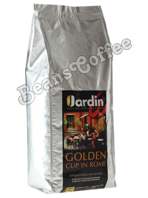 Кофе Jardin в зернах Golden Cup In Rome